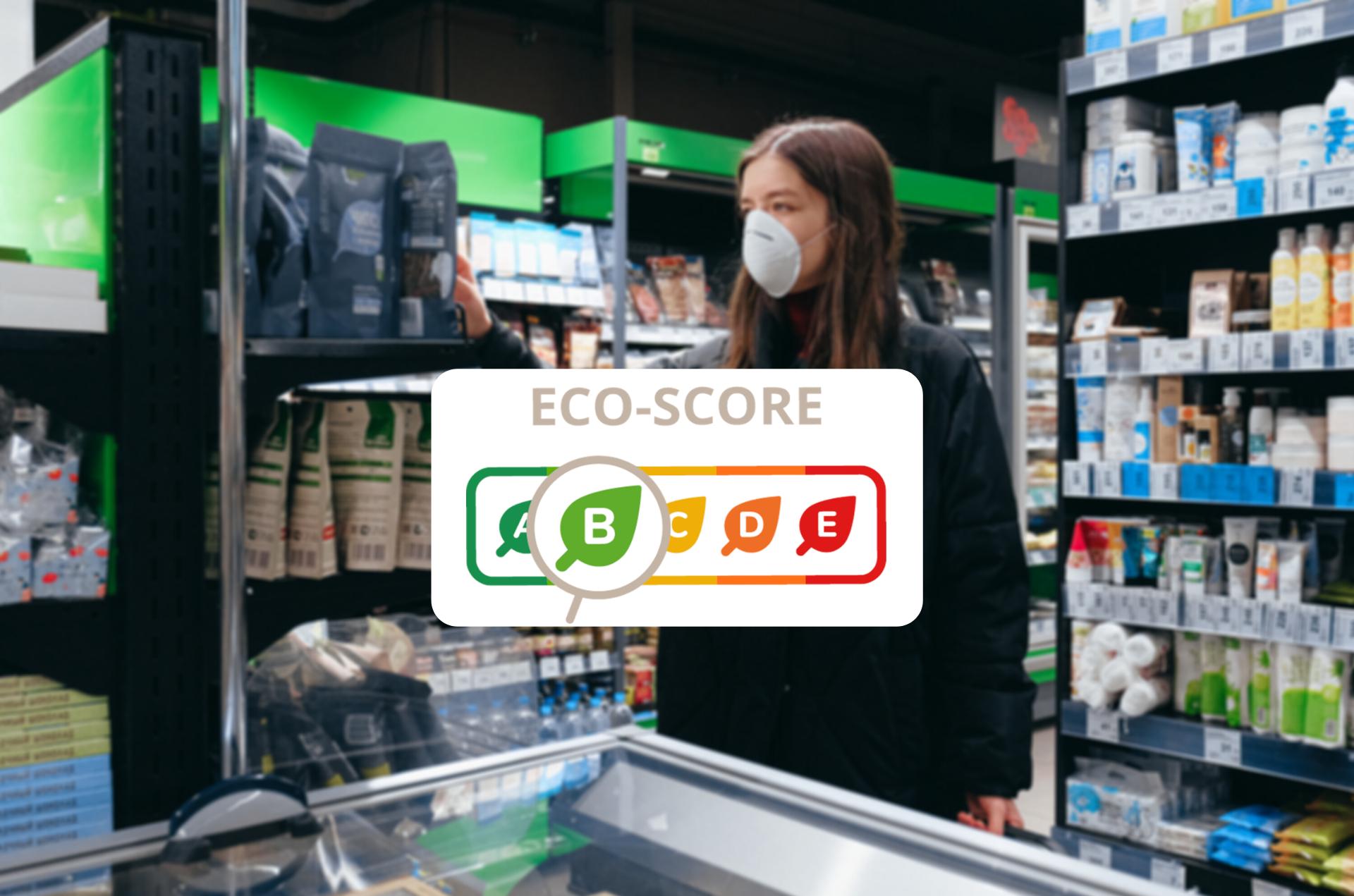 L'éco-score permet d'informer les consommateurs sur l'impact environnemental d'un produit.