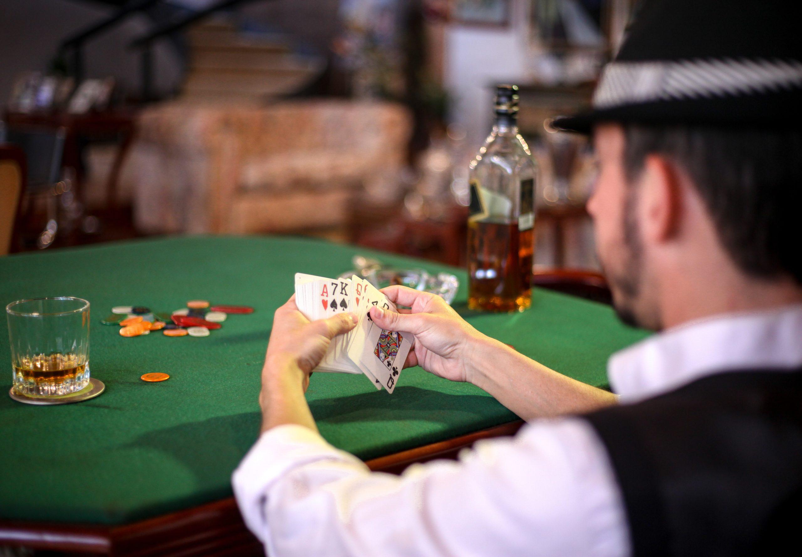 L'addiction aux jeux d'argent