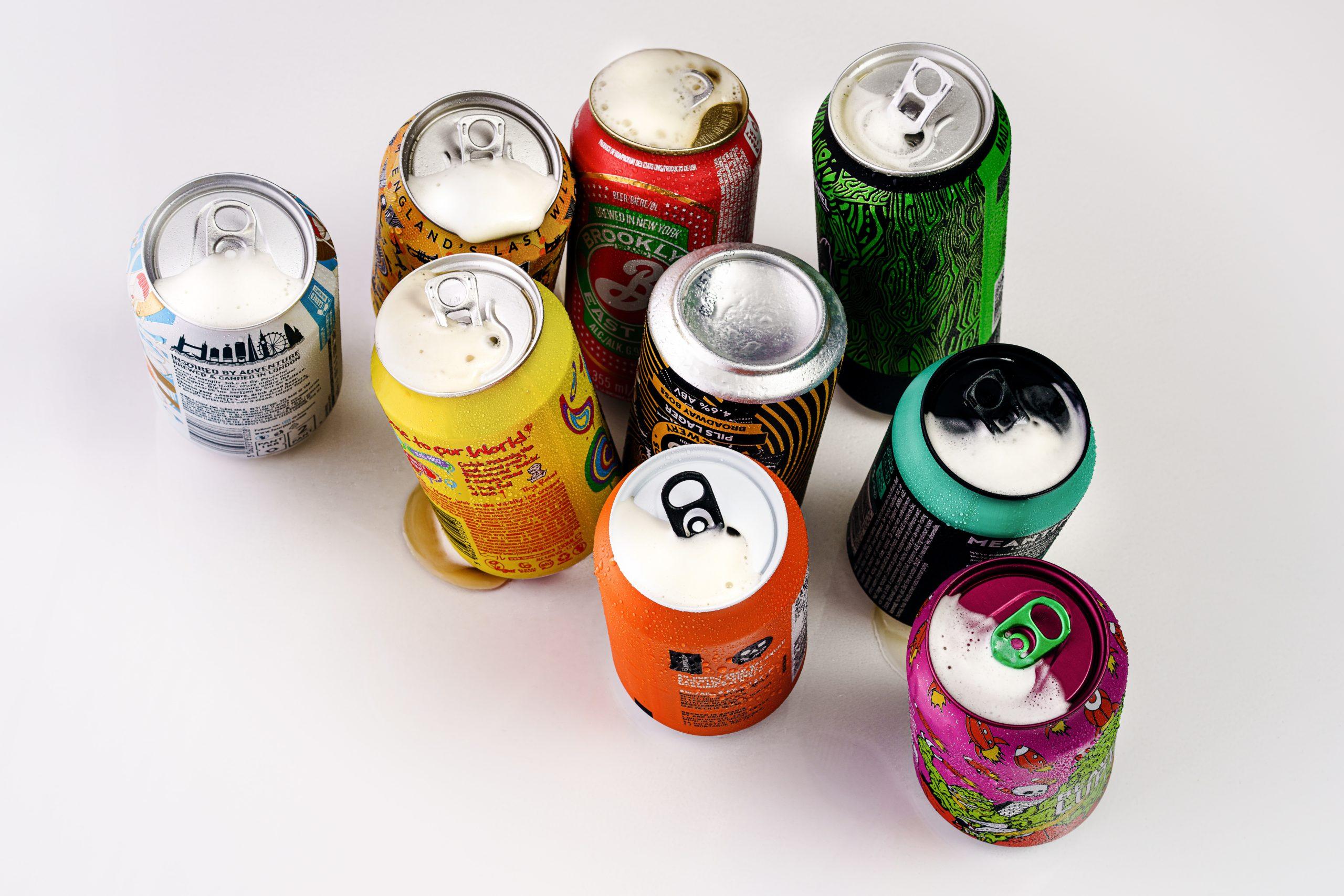 L'aspartame est présent dans les sodas lights